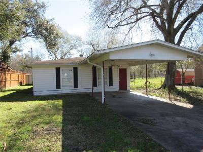 Eagle Lake Single Family Home For Sale: 524 Westmoreland Avenue