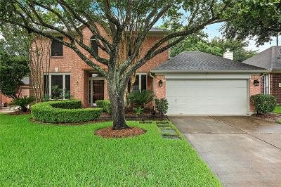 Houston Single Family Home For Sale: 9623 Therrell Drive