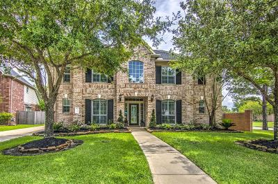 Katy Single Family Home For Sale: 4734 Huntwood Hills Lane