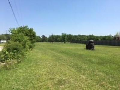 Baytown Residential Lots & Land For Sale: 1909 E Archer Road