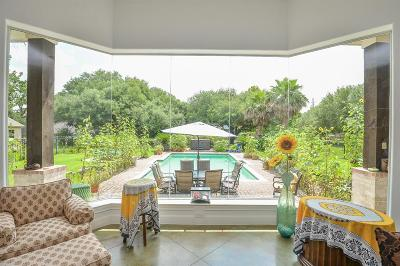 Houston Single Family Home For Sale: 2802 Deeds Road