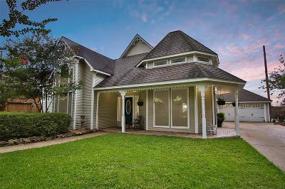 Tomball Single Family Home For Sale: 11626 Gatesden Drive