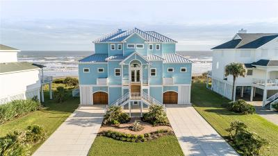 Galveston TX Single Family Home For Sale: $2,195,000