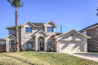 Deer Park Single Family Home For Sale: 309 Amber Circle