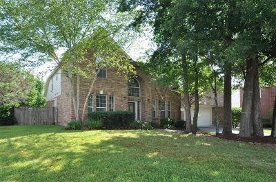 Kingwood Single Family Home For Sale: 7403 Pine Arrow Court