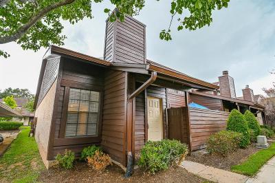 Sugar Land Condo/Townhouse For Sale: 2611 Grants Lake Boulevard #171