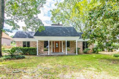 Conroe Single Family Home For Sale: 567 Brandon Road
