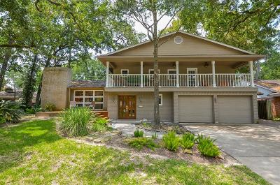 Houston Single Family Home For Sale: 13031 Perthshire Road