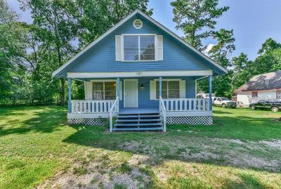Single Family Home For Sale: 31041 Pine Knott Road