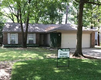 The Woodlands Single Family Home For Sale: 11 Trummel Court