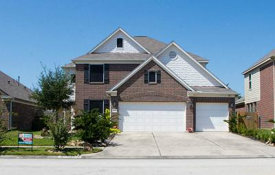Humble TX Single Family Home For Sale: $285,000