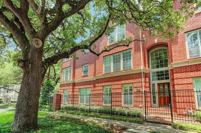 Midtown Condo/Townhouse For Sale: 209 McGowen Street