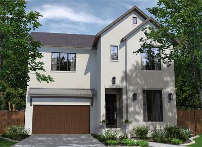 Houston Single Family Home For Sale: 3818 Southwestern Street
