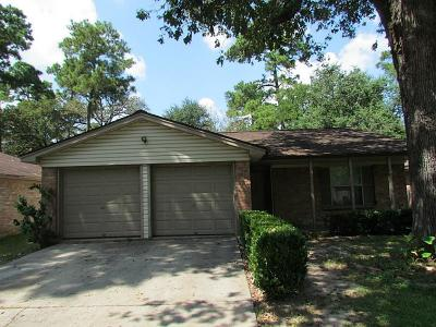 Spring Single Family Home For Sale: 5011 Fitzwater Drive
