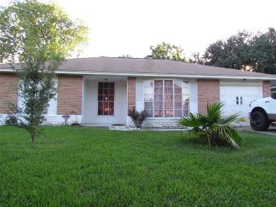 Houston Single Family Home For Sale: 15231 La Jolla Lane