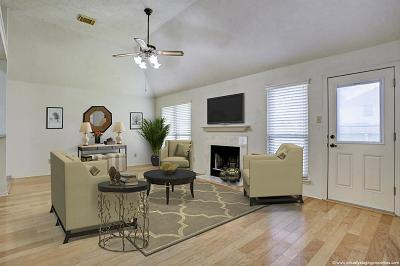 Deer Park Single Family Home For Sale: 1110 Bayou Bend Drive