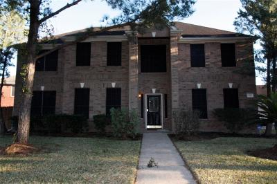 Sugar Land Single Family Home For Sale: 1718 Lakebend Drive