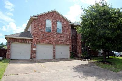 Tomball Single Family Home For Sale: 22406 Miramar Crest Drive