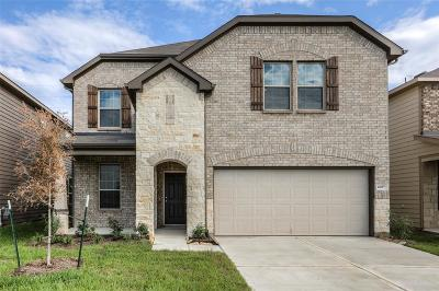 Single Family Home For Sale: 4607 Windmill Run Drive