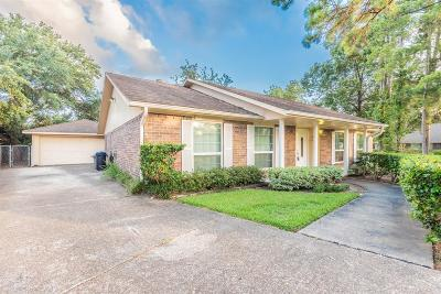 Cape Conroe, Cape Conroe 01, Cape Conroe 02 Single Family Home For Sale: 10487 Twin Circles Drive