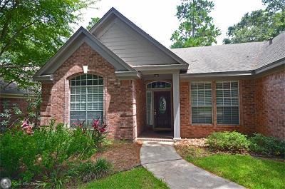 The Woodlands Single Family Home For Sale: 174 S Winterport Circle