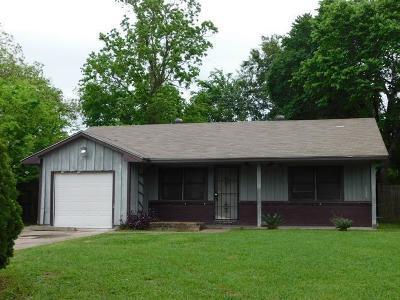Single Family Home For Sale: 7309 Gleason Road