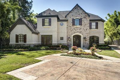 Bunker Hill Village Single Family Home For Sale: 11637 Blalock Lane