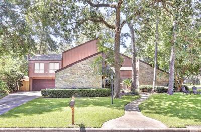 Kingwood Single Family Home For Sale: 2002 Seven Oaks Drive