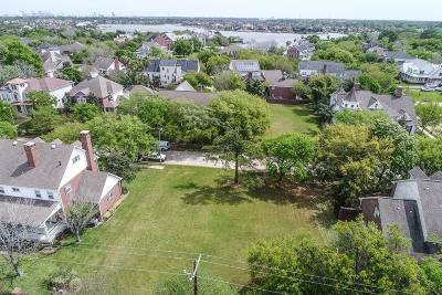 Seabrook Residential Lots & Land For Sale: 1207 Bluebonnet Drive