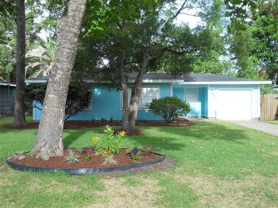 La Marque Single Family Home For Sale: 1404 Westward Avenue