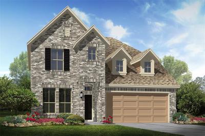 Alvin Single Family Home For Sale: 1528 Barras Street