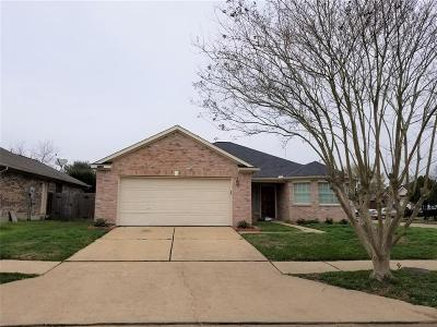 Katy Single Family Home For Sale: 19330 Larissa Drive