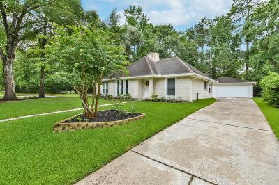 Kingwood Single Family Home For Sale: 3814 Birch Villa Drive
