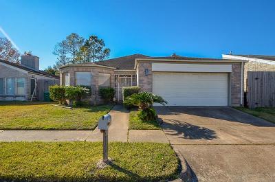 Houston Single Family Home For Sale: 11422 Pepperdine Lane