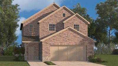 Conroe Single Family Home For Sale: 16837 Pink Wintergreen