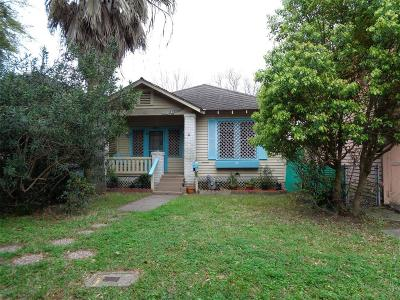Galveston Single Family Home For Sale: 3621 O 1/2 Avenue