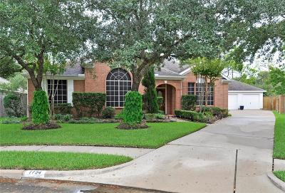Sugar Land Single Family Home For Sale: 1734 Wind Trace Cove