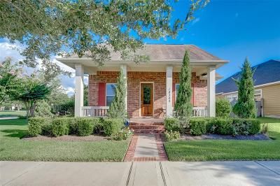 Cypress Single Family Home For Sale: 18303 Holts Landing Drive