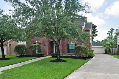Kingwood Single Family Home For Sale: 7410 Auburn Oak Trail