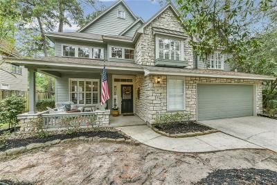 The Woodlands Single Family Home For Sale: 31 Alden Glen Drive