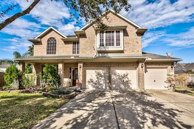 Pearland Single Family Home For Sale: 11407 Tidenhaven Court