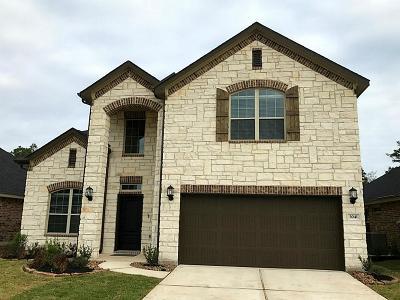 Single Family Home For Sale: 3041 Kathryn Oaks Lane