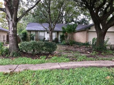 League City Single Family Home For Sale: 1604 Floyd Road