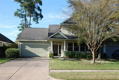 Cypress Single Family Home For Sale: 15238 Ledgewood Park Drive