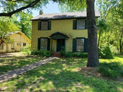 Madisonville Single Family Home For Sale: 303 North Madison
