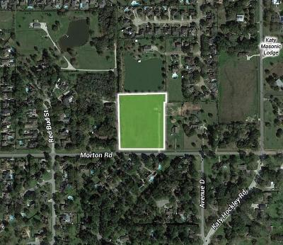 Katy Residential Lots & Land For Sale: 6150 Morton Road