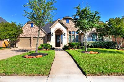 Katy TX Single Family Home For Sale: $459,900