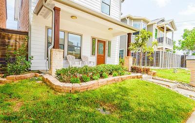 Houston Single Family Home For Sale: 1919 Bittercreek Drive