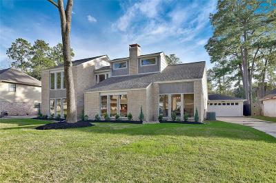 Houston Single Family Home For Sale: 11831 Moorcreek Drive