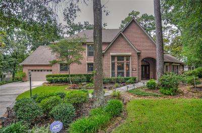 Montgomery Single Family Home For Sale: 221 Springs Edge Drive